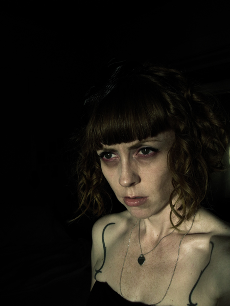 zombie, portrait, photography