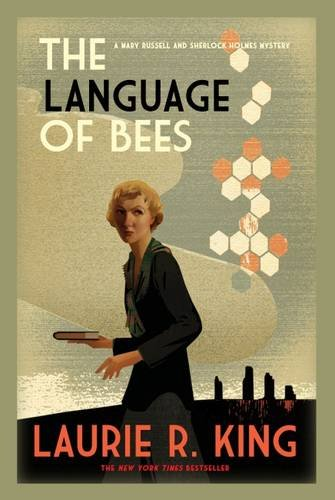 """cover of the book the language of bees"""