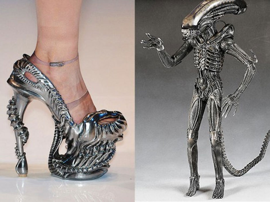 Aliens in Your Shoes