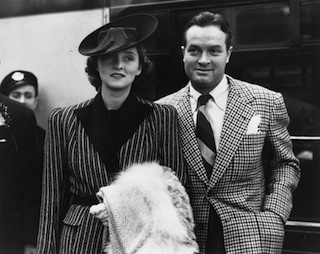 Bob Hope And Wife
