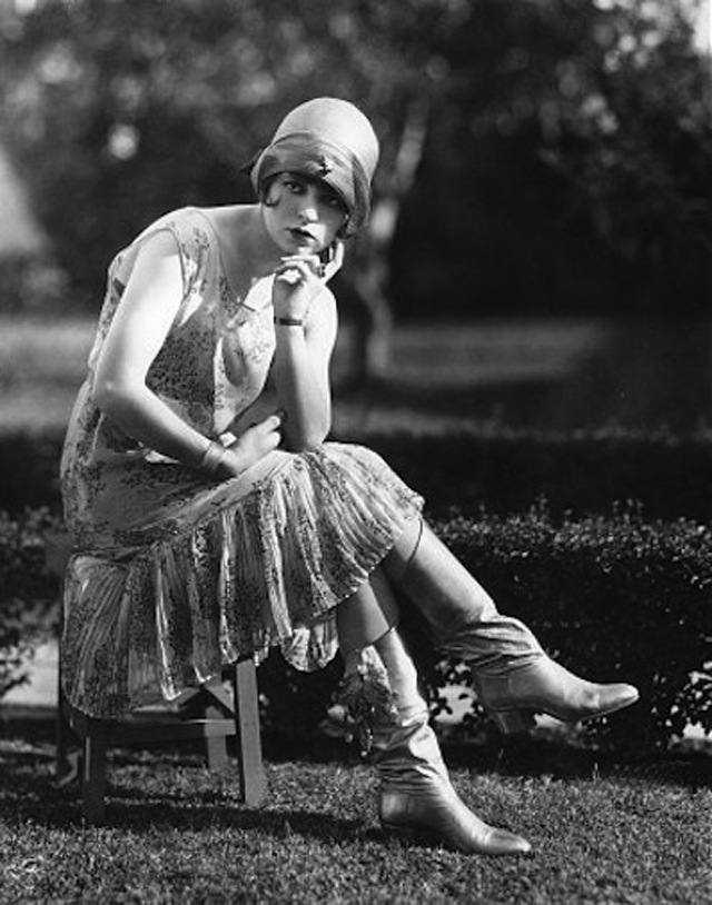 flapper photos