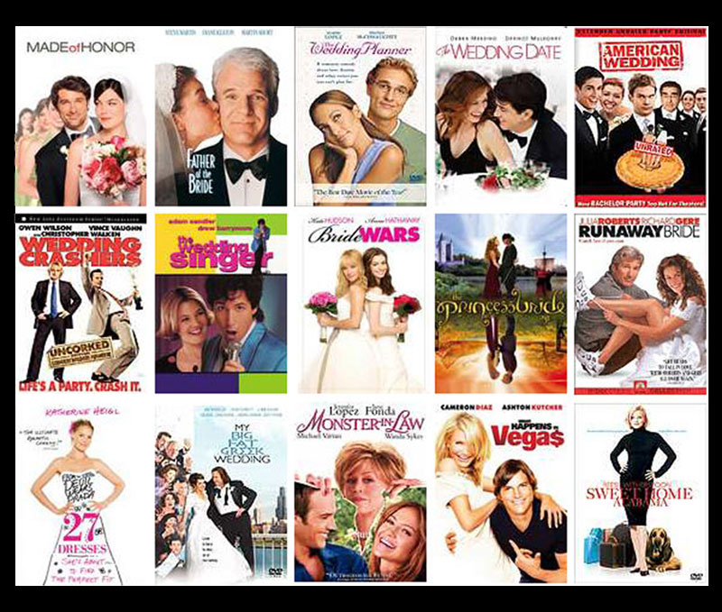 romantic comedies suck