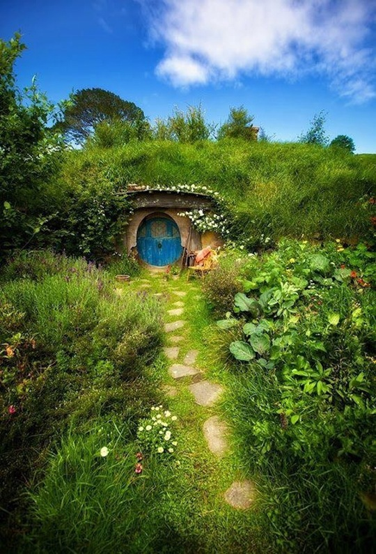 hobbit house II