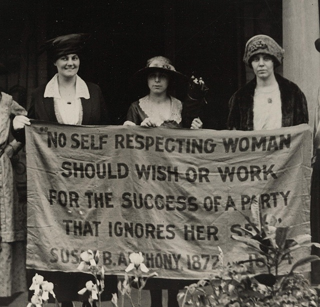 a history of the womens rights movement in the mid xix century in the united states Women's history trail feasibility study  the 1848 seneca falls woman's rights convention marked the beginning of the women's rights movement in the united states.