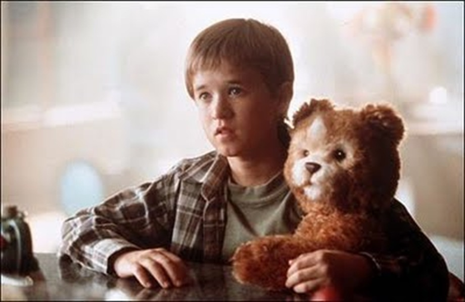 Teddy-A.I.-Artificial Intelligence movie toy bear