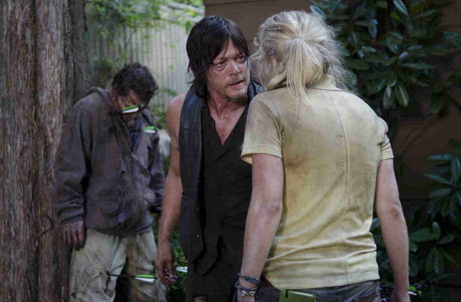 Will daryl hook up with beth