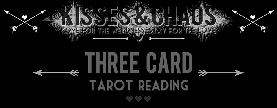 Three Card Tarot Reading