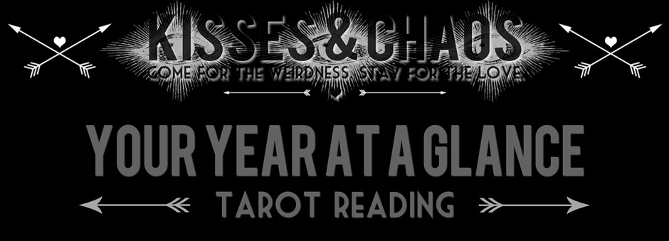 YEAR AT A GLANCE TAROT READING