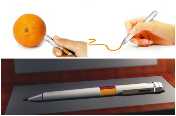 magic pen from the future