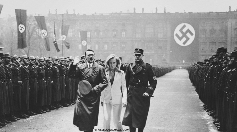 birds of a feather sarah newlin and hitler