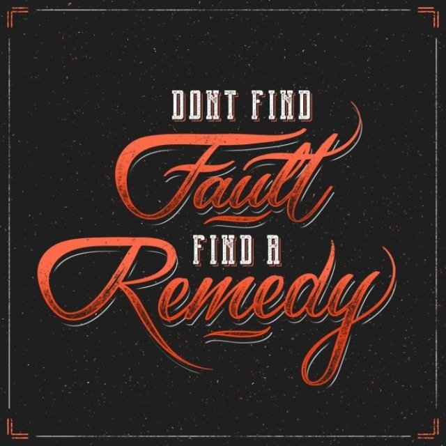 Find A Remedy