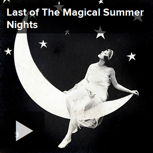 music for magical summer nights