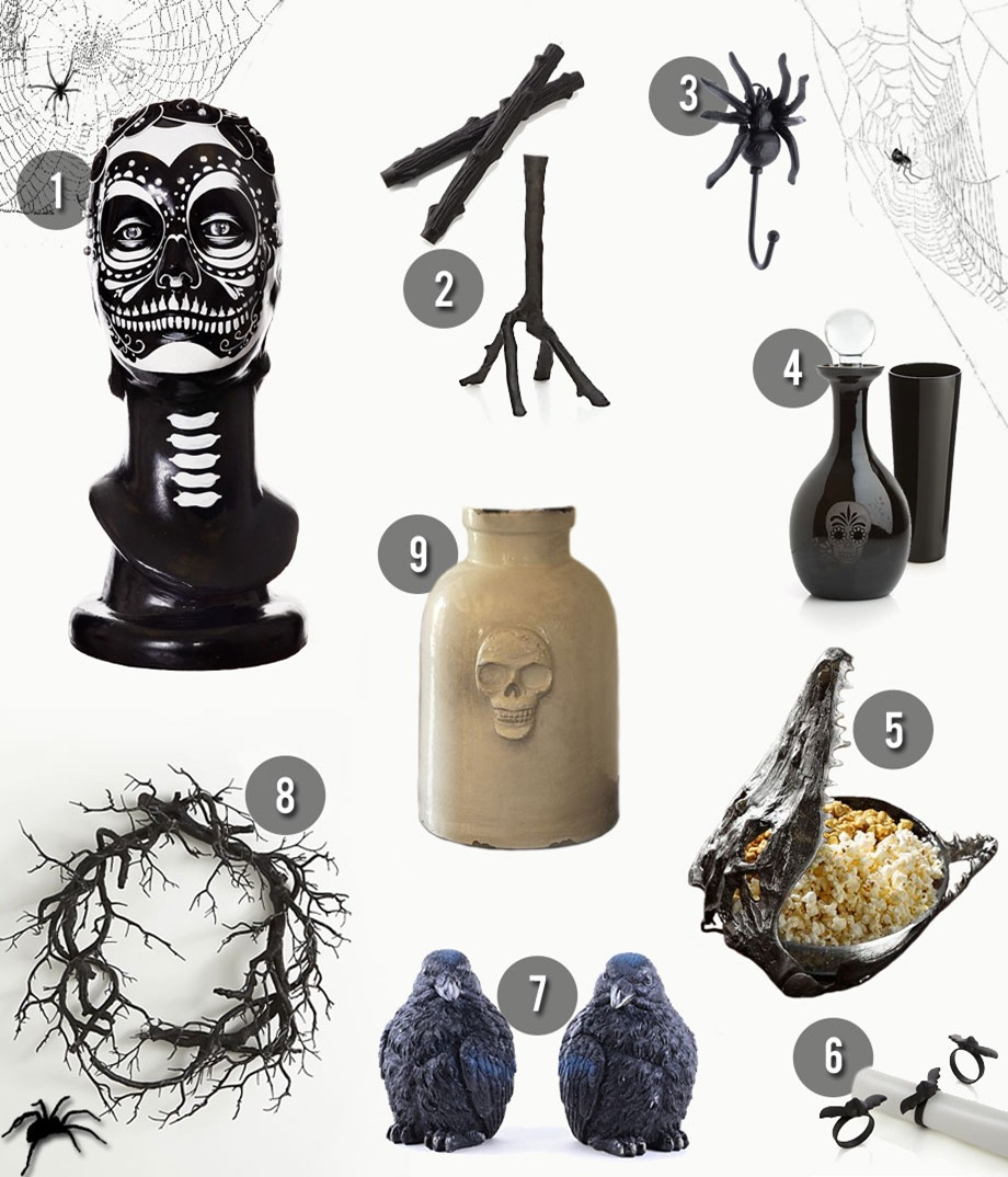 Halloween Shopping Guide