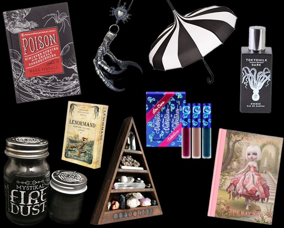 Holiday Gifts For Weirdos and Freaks